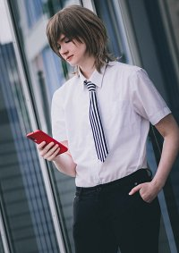 Cosplay-Cover: Goro Akechi (Summer)