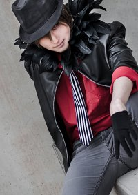 Cosplay-Cover: Goro Akechi (P5R)