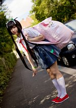 Cosplay-Cover: Hachikuji Mayoi