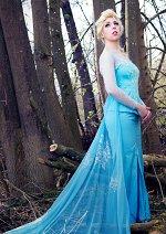 Cosplay-Cover: Elsa von Arendelle [Eiskönigin]