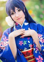 Cosplay-Cover: Umi Sonoda [New Year