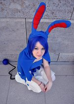 "Cosplay-Cover: Azumarill [Thema:""Sweet Blue""]"