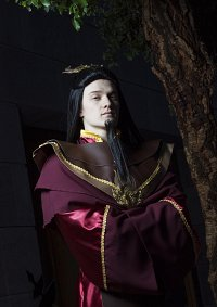Cosplay-Cover: Feuerlord Ozai
