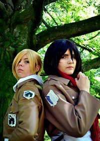 Cosplay-Cover: Annie Leonhardt [Military Police]