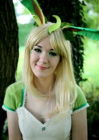 "Cosplay-Cover: Folipurba [Thema: ""Magical Leaf!""]"