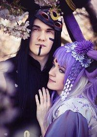 Cosplay-Cover: Psiana [Thema: Purple Grace ]