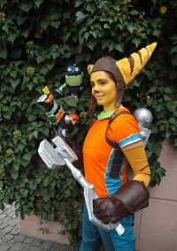 Cosplay-Cover: Ratchet (Ratchet & Clank - Tools of Destruction)