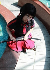 Cosplay-Cover: Saya Kisaragi (Blood-C)