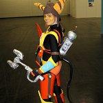 Cosplay: Ratchet - QForce Armor (Ratchet & Clank QForce)