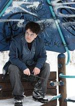 Cosplay-Cover: Harry Potter (Heiligtümer des Todes 7.1)