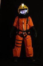 """Cosplay-Cover: The Doctor (10th Doctor)  """"Space Suit"""""""