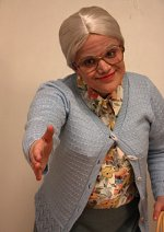 Cosplay-Cover: Mrs. Doubtfire