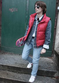 Cosplay-Cover: Marty McFly [Back to the Future]