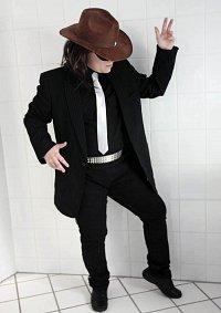 Cosplay-Cover: Udo Lindenberg