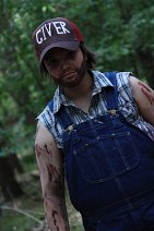 Cosplay-Cover: Dale (Tucker and Dale vs. Evil)
