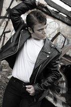 Cosplay-Cover: Danny Zuko (Grease)