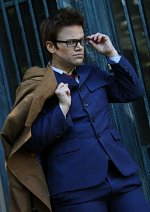 """Cosplay-Cover: The Doctor (10th Doctor) """"Blauer Anzug"""""""