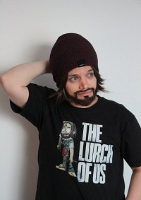 """Cosplay-Cover: Gronkh (The Lurch Of Us """"Shirt"""")"""