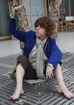 Cosplay-Cover: Pippin Peregrin Took
