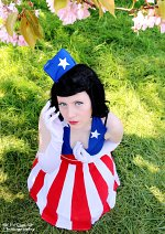 Cosplay-Cover: USO Show-Girl