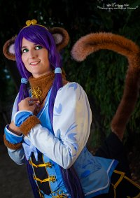 Cosplay-Cover: Nozomi Toujou (New years Food)