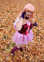 Cosplay-Cover: Sheryl Nome [Lion OP]