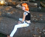 Cosplay-Cover: Nami ➣ Davy back fight