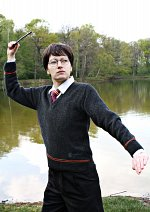 Cosplay-Cover: James Potter [Schuluniform]