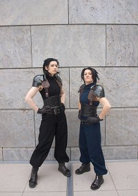 Cosplay-Cover: Zack Fair (Crisis Core) 2nd Class