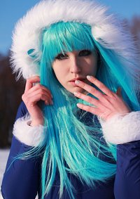 Cosplay-Cover: Let your heart melt - Snowfox