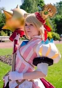 Cosplay-Cover: Prinzessin Dorothea