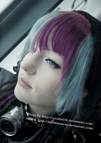 Cosplay-Cover: V-CYBER -LiGHT-