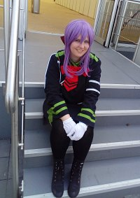 Cosplay-Cover: Shinoa Hiragi