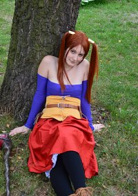 Cosplay-Cover: Jessica