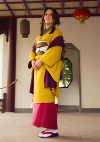 Cosplay-Cover: Sen-hime (Shinsengumi Kitan - Anime Version)