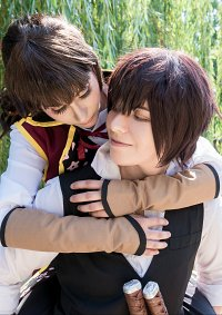 Cosplay-Cover: Heisuke Toudou (Western)