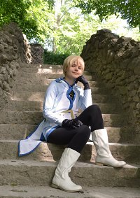 Cosplay-Cover: Flynn Scifo
