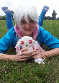 Cosplay-Cover: Nai (blue overall)