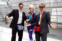 Cosplay-Cover: Andy Samberg (Lonely Island)