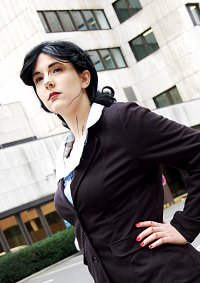 Cosplay-Cover: Snow White [The Wolf Among Us / Fables ]