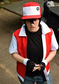 Cosplay-Cover: Trainer Red