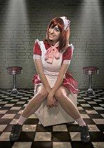 Cosplay-Cover: Ichigo Momomiya [Cafe Dress]