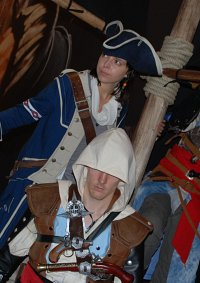 Cosplay-Cover: Connor Kenway (Aquila Outfit)