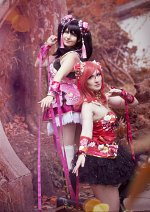 Cosplay-Cover: Nico Yazawa