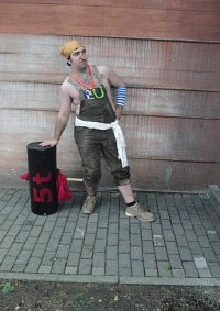 Cosplay-Cover: Lysop