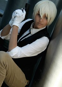 Cosplay-Cover: Bourbon - Mystery Train