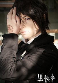 Cosplay-Cover: Michaelis Sebastian [Basic]