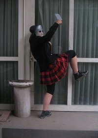 Cosplay-Cover: Jason's Tochter