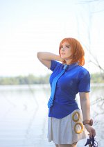 Cosplay-Cover: Nami (Water Seven)