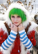 Cosplay-Cover: Gumi (Winter)